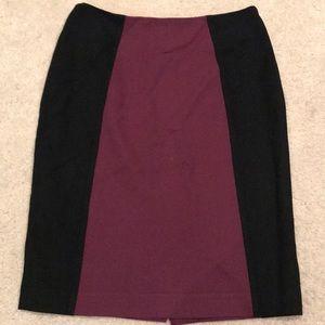 Halogen skirt perfect for work.